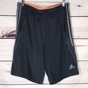 Adidas Basketball Athletic Shorts Size Large